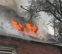 2 NY firefighters injured in house fire