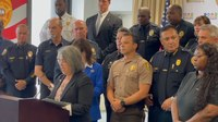 Miami-area cops roll out multi-agency plan to combat violent crime
