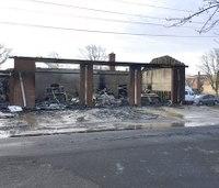 Ambulance service seeks help after fire destroys headquarters