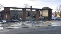 Fire destroys 5 ambulances, causes $2M in damages