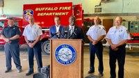 Buffalo Fire Department awarded FEMA grant for more training, equipment