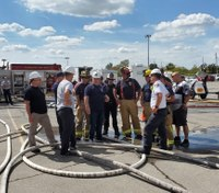 UL FSRI conducts fire experiments in Ohio