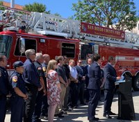 San Diego approves mental health program for first responders