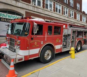 Morgantown firefighters have accused City Manager Kim Haws of illegally reducing firefighters' pay.