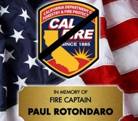 CAL FIRE captain dies in head-on vehicle collision