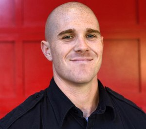 James Devane's, 27, grade-point average was about 98.4 at the academy. (Photo/FDNY)
