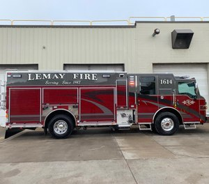 All 27 Lemay Fire Protection District firefighters are in quarantine after one firefighter tested positive for COVID-19. (Photo/Lemay Fire Protection District Facebook)