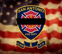 San Antonio firefighter killed after being hit by car