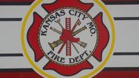 Mo. city fire truck hits pedestrian in chain reaction crash