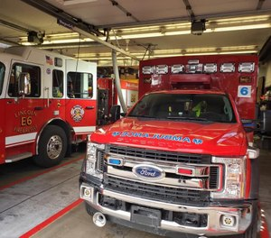Lincoln Fire and Rescue officials say an eight medic unit would help ease the strain on its overworked paramedics, but finding the funds to do so will be a challenge. (Photo/Lincoln Fire & Rescue Facebook)