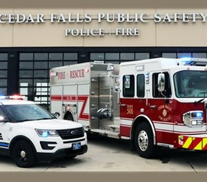 The Cedar Falls City Council has approved a controversial plan that will replace traditional firefighter positions by cross-training all firefighters as public safety officers. (Photo/Cedar Falls Public Safety Facebook)