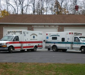Landisburg EMS officials have started engaging with those municipalities to discuss a consistent funding level in the future. (Photo/Landisburg EMS, Inc.)