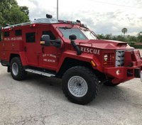 San Antonio looking to buy armored EMS vehicle for FD