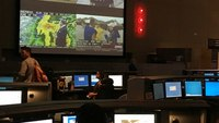 'Hell's breaking loose': A 911 center under siege by Harvey