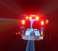 Partially naked Ohio inmate escapes moving ambulance