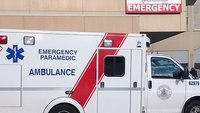 Motorcyclist killed in collision with Fla. ambulance