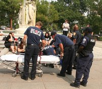 Study: EMS jobs mostly filled by white males