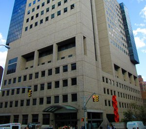 Firefighters evacuated three floors of the Mt. Sinai School of Medicine following a chemical spill. (Photo/Wikipedia)