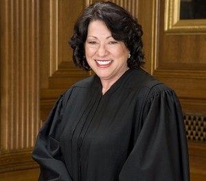Justice Sonia Sotomayor (Photo/Supreme Court)