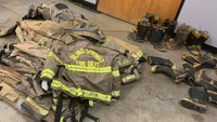 NC fire department donates used gear to Central American firefighters