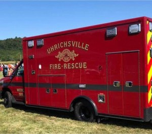 The Uhrichsville Fire Department will take over emergency medical services in the city after a close vote in city council to cancel a contract with Smith Ambulance. (Photo/Uhrichsville Firefighters IAFF Local 4265 Facebook)