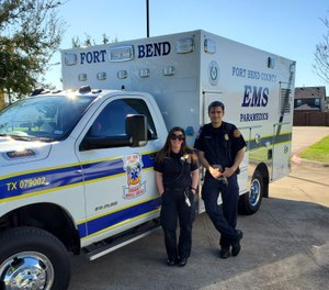 By creating RBOs and allowing all members of the organization to interact and collaborate, by nature of human behavior, succession planning becomes actualized. (Photo/Fort Bend County EMS)