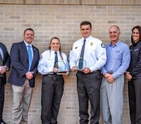 Fla. EMS providers awarded for saving 12-year-old trauma patient