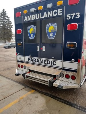 The Baraboo District Ambulance Service Commission has agreed to move the agency into the Baraboo Fire Department building and approved a five-year lease between the organizations.
