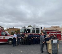 NM fire chief defends allowing crew to appear at state capitol while on duty