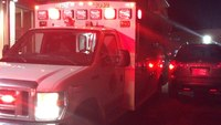 Ohio FD posts Facebook plea after car clips ambulance while parking