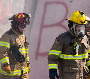 In your position now, courage is shown in how hard you fight for your firefighters and provide them with the necessary programs to improve the department and morale.