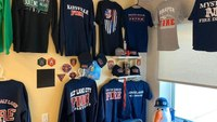 Chief's son in need of heart transplant asks for FF décor for hospital room