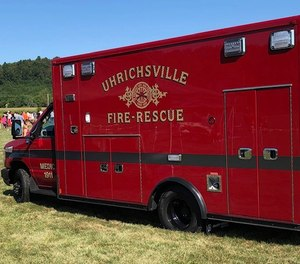 An Uhrichsville councilman and a councilman from another city went door-to-door asking voters to oppose an ambulance levy after Uhrichsville switch from a private ambulance service to fire-based EMS.