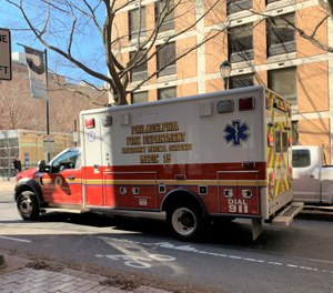 Philadelphia will become one of the first cities to test the Emergency Triage, Treat, and Transport (ET3) Model. The program will allow ambulances to divert low-acuity patients to urgent care centers rather than hospitals. (Photo/Philadelphia Fire Department Facebook)