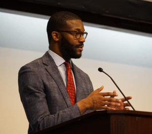 Mayor Randall Woodfin and the Birmingham City Council approved $500,000 to provide hazard pay for nearly 2,000 city employees on Tuesday, April 7. (Photo/Mayor Randall Woodfin Facebook)