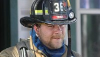 Pa. firefighter killed after porch roof collapses at house fire