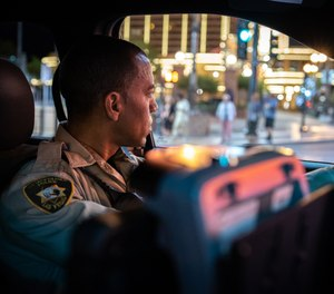 The LVMPD has developed a comprehensive, three-pronged, crash-prevention program aimed at preventing future crash fatalities and injuries. (Photo/LVMPD)
