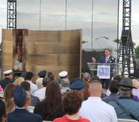 9/11 memorial at Riverfront Park complete after years of planning