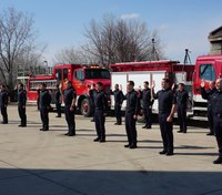 17 Minn. FFs graduate early to aid COVID-19 response