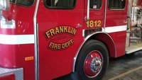 Ill. fire apparatus rolls into ditch en route to vehicle fire