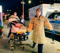 Photo of the Week: Partners holding the line in NYC COVID-19 crisis