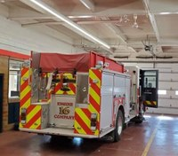 Minn. firefighters move into shuttered station to aid social distancing