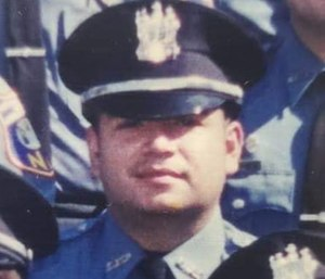 Perdomo is the second New Jersey corrections officer to die from COVID-19. (Photo/NJ State PBA Facebook)