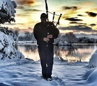 Colorado firefighters sound bagpipes nightly through pandemic