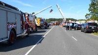 Ga. county 911 dispatcher killed in car crash
