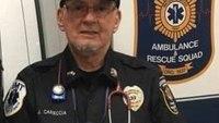 NJ volunteer EMS chief dies from COVID-19