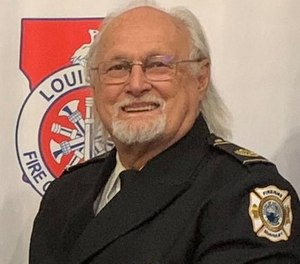 Ascension Parish Fire Coordinator Gene Witek, 73, has died due to COVID-19 complications after 50 years in the fire service. (Photo/Parish of Ascension Facebook)