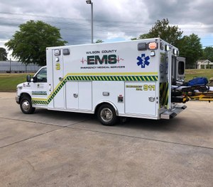 Wilson County EMS is planning to roll out a program to leave behind kits that contain naloxone and materials to help dispose of opioids after overdose calls. The agency reported an increase in naloxone administration by its providers over the past few months. (Photo/Wilson County Emergency Medical Services Facebook)