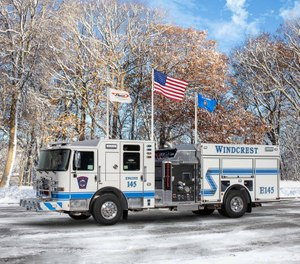 The previously all-volunteer Windcrest Fire Department has added paid firefighter-EMTs for the first time.
