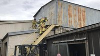 Tenn. FF falls through roof, chief writes emotional post after responding to mayday call